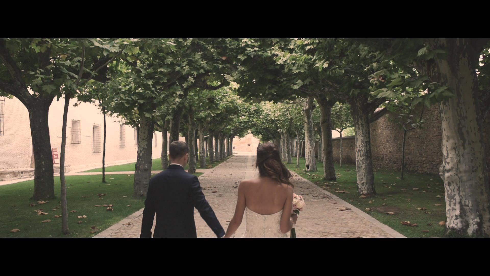 video de boda, maria y quique, bodas en video, videos de boda, wedding films, fly me to love